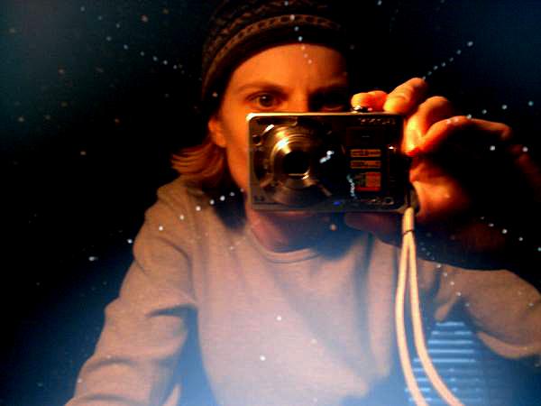 Reflection in Starship Screensaver